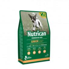 Nutrican Junior корм для щенков