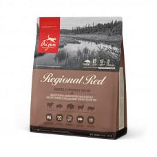 ORIJEN Regional Red Dog корм для собак всех пород