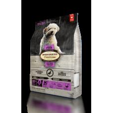 Oven-Baked Tradition беззерновой сухой корм для собак малых пород со свежего мяса утки