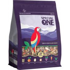 Special One полнорационный корм для больших попугаев 500 г