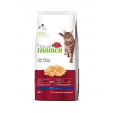 Trainer Natural Adult with Fresh Chicken сухой корм для кошек со свежей курицей