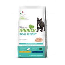 Natural Trainer Weight Care Small & Toy Adult для взрослых собак мелких пород, склонных к избыточному весу