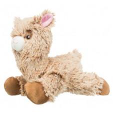 Мягкая игрушка для собак Trixie Альпака плюш 22см