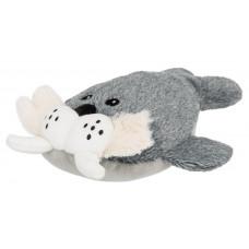 Мягкая игрушка для собак Trixie Морж BE NORDIC полиэстер 28см